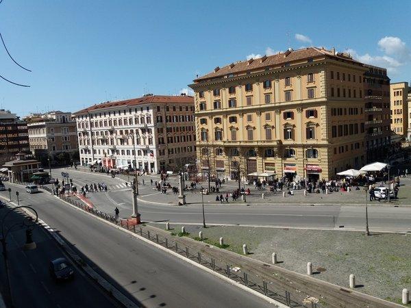 フラミニオ広場