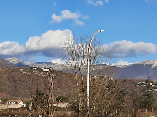 Fiuggiの山々2