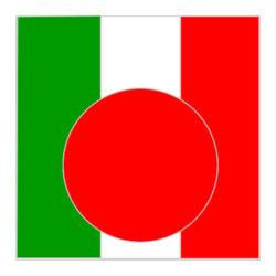 イタリアからボンジョルノ
