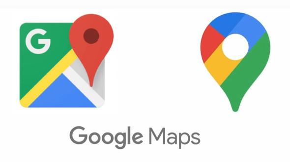 グーグルマップロゴ